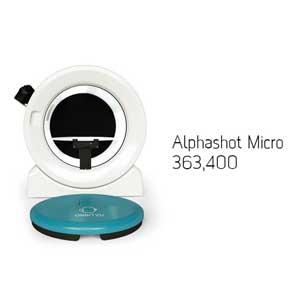เครื่องถ่ายรูปอัตโนมัติ-360-Alphashot-Micro-เครื่องถ่ายรูปจิวเวลลี่